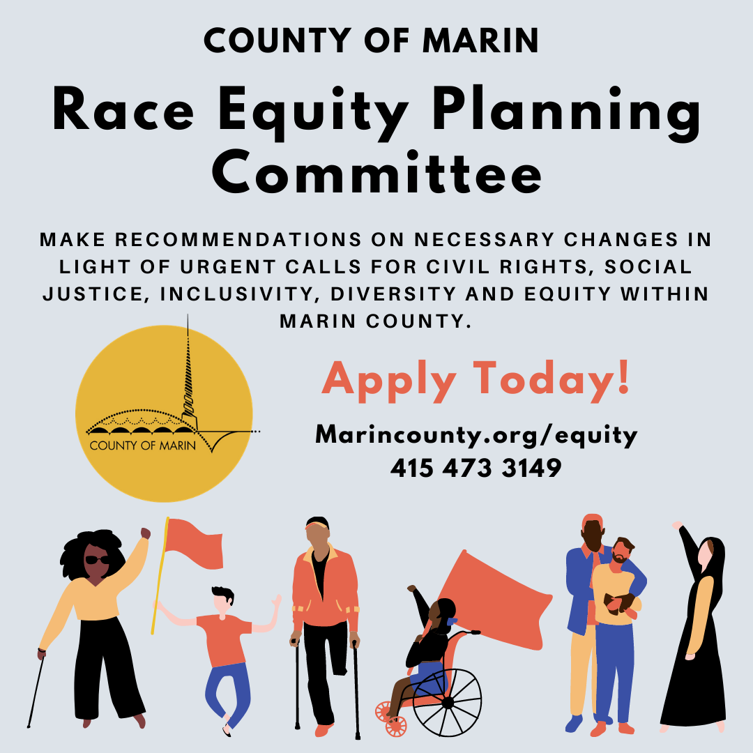 County of Marin Race Equity Planning Committee