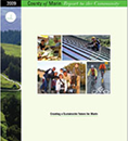 Cover of the Community Survey results document
