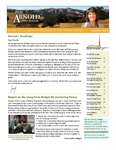 Thumbnail image of the September 2011 District 5 newsletter.