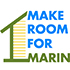 Make Room For Marin Logo