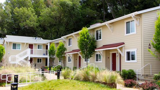 Fireside Apartments, Mill Valley