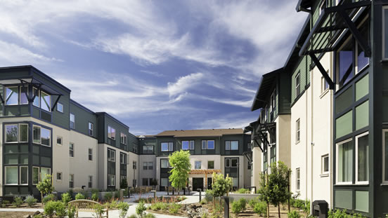 Warner Creek Senior Housing, Novato