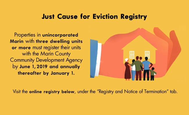 Just Cause for Eviction Registry