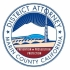 Marin County District Attorney's office seal
