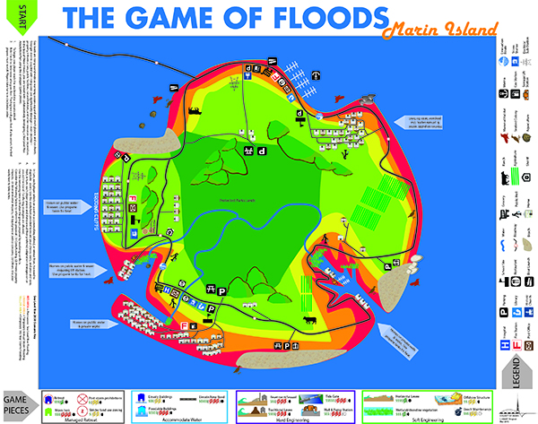 game of flood board