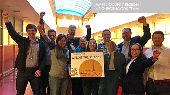 Image of County of Marin Reslient Neighborhood Team
