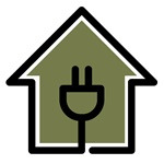 Electrify Marin House Icon
