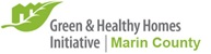 Green and Healthy Homes Initiative Marin Logo