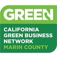 California Green Business Network Marin County logo