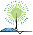 Marin County Sustainability Team Logo