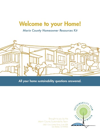 Front Page of Welcome to Your Home Kit