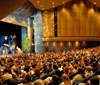 Bioneers Conference 2007 in Marin Veterans' Memorial Auditorium. Click to view larger images.