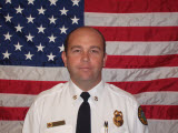 Fire Chief Jason Weber