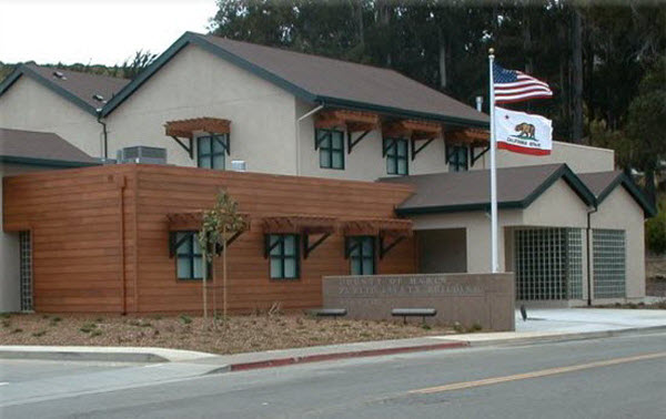 Marin City Fire Station