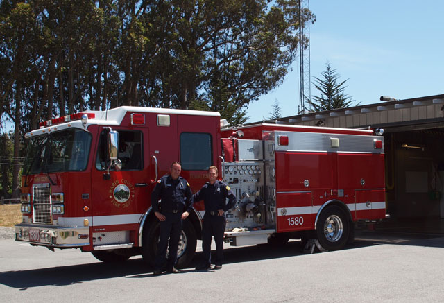 Tomales Fire Station