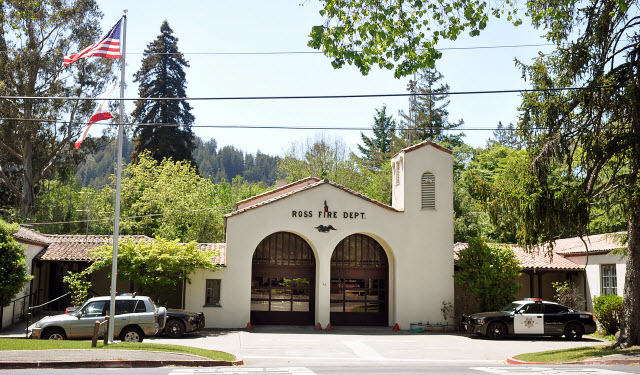 Ross Valley Fire Station