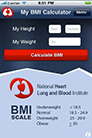 Link to National Heart, Lung, and Blood Institute website to Calculate Your Body Mass Index.
