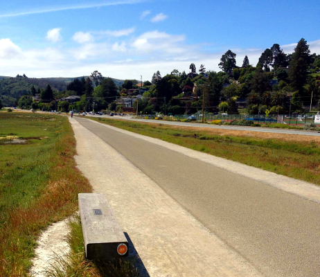 Mill Valley - Sausalito Pathway