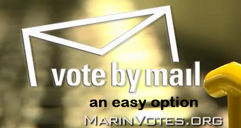 Vote by Mail easy