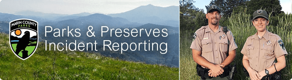 Parks and Preserves Incident Reporting