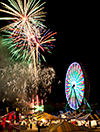 Fireworks at the Marin County Fair