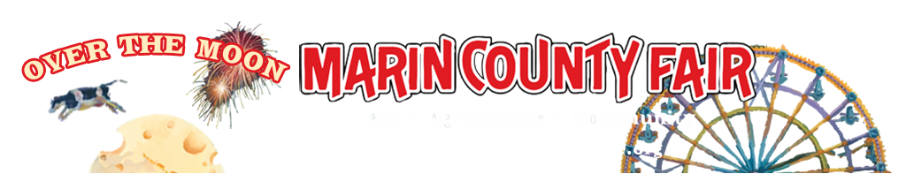 Go to the Marin Fair 2019 Home Page. Fair dates: July 3 to July 7.