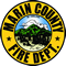 Marin County Fire Department logo