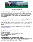 District 2 Newsletter for january 2013