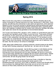 District 2 Spring 2014 Newsletter Thumbnail Image
