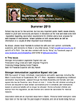 Summer 2015 Newsletter Thumbnail Image