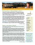 Thumbnail image of the August 2010 District 5 newsletter.