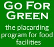 Go For Green Logo