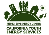 California Youth Energy Services logo