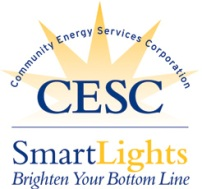 Community Energy Services Corporation/SmartLights Logo