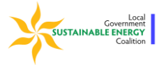 Local Government sustainable Energy Coalition