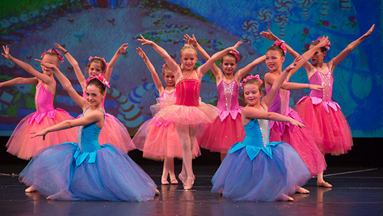 Miss Sara's Ballet School - The Story of the Nutcracker