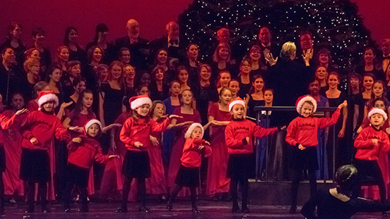 Singers Marin Tis the Season…Traditions –  Near and Far