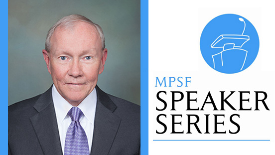 Marin Speaker Series - General Martin Dempsey