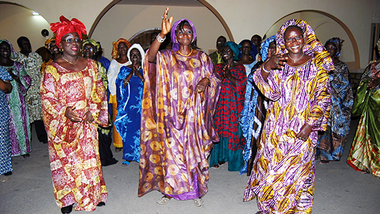 Senegal Gospel Choir