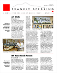 Thumbnail image of Fall 2017 Frankly Speaking Newsletter