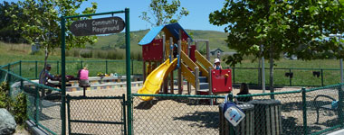 Point Reyes Playground Feature