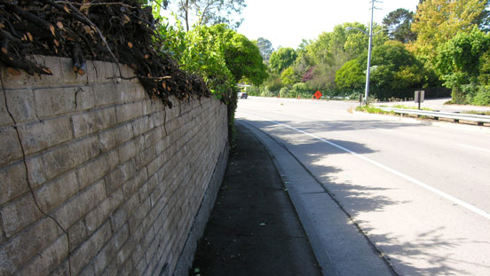 Street Repair Initiated by the Land Use Division