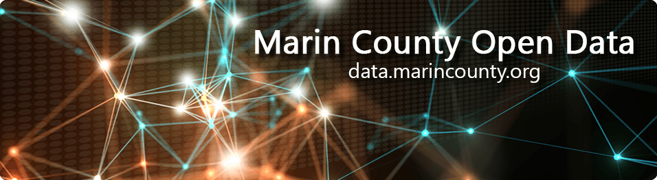 Explore Marin County Open Data to view and download the County's data.