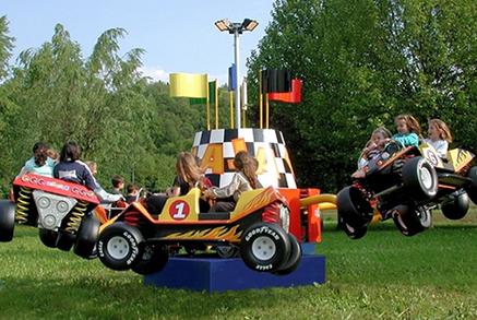 Jump Around Carnival Ride