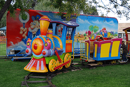 Looney Tooter Train