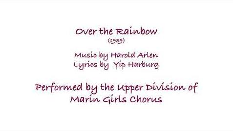 Marin Girls Chorus