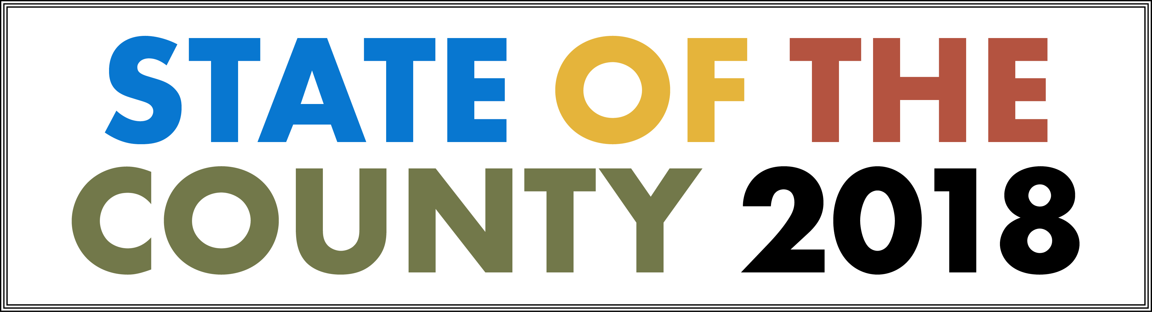 State of the County 2018
